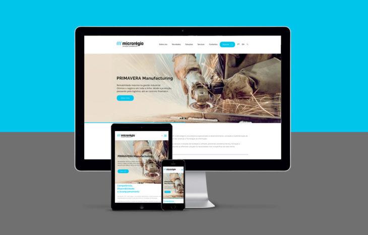 Microrégio com novo site!