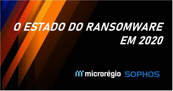 O estado do ransomware em 2020